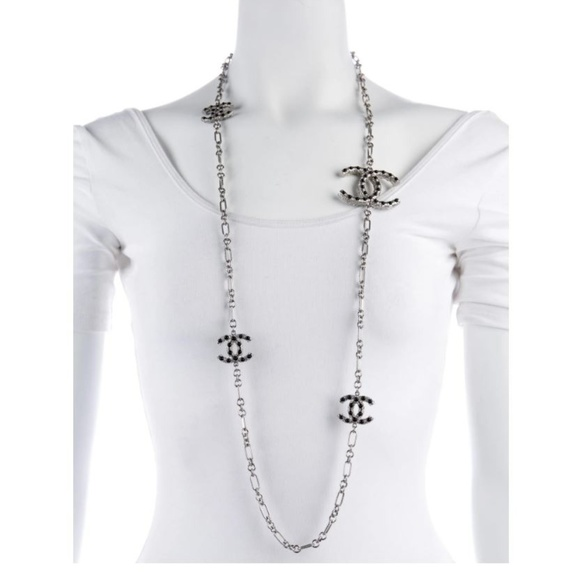 874966f6ccb CHANEL Jewelry - CHANEL CC Station Necklace.Cruise 2008 Collection